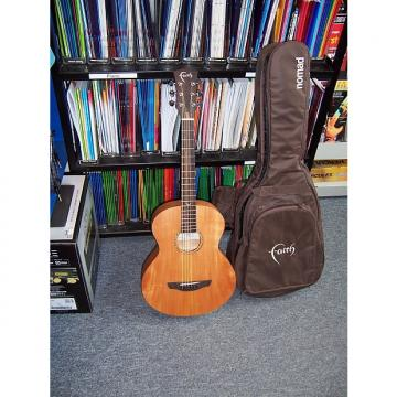 Custom Faith Nomad Mini Electro Acoustic Neptune  Mahogany Second Hand