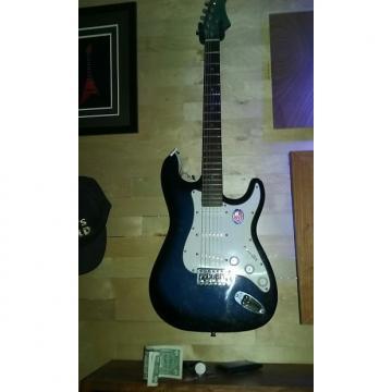 Custom Partscaster Tele ??? 2014 Blue