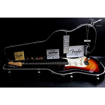 "Custom FENDER USA Deluxe Stratocaster S1 ""Three-tone Burst + Rosewood"" (2002)"