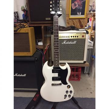 Custom Epiphone 61 SG 1961 reissue White