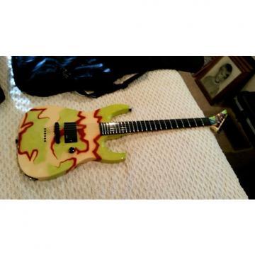 Custom Jackson Christian Olde Wolbers' signature 6-string