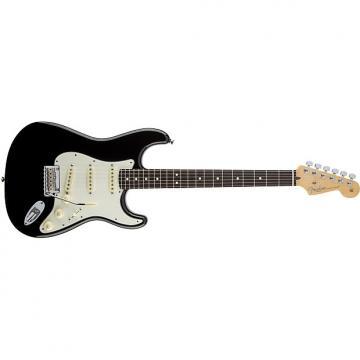 Custom Fender American Standard Stratocaster® Rosewood Fingerboard Black - Default title