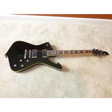 Custom Out of Production! Ibanez IC-400 Iceman 2006 Black, w hardware upgrades, gig bag and extras!