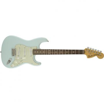 Custom Fender American Special Stratocaster® Rosewood Fingerboard Sonic Blue - Default title