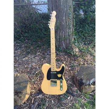 Custom Squier Classic Vibe 50's Telecaster 2015 Butterscotch Blonde