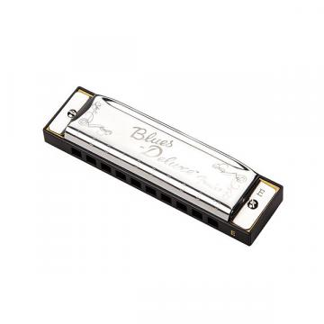 Custom Fender Blues Deluxe Harmonica Key of E