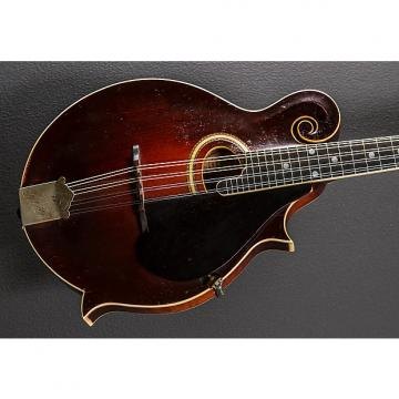Custom Gibson F-4 Mandolin 1921 Sunburst