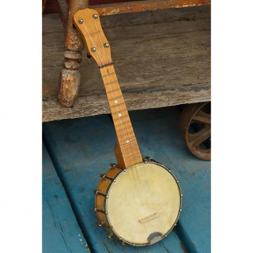 Custom 1920s Princess Resonator Banjo Ukulele
