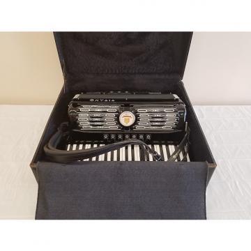 Custom Titano Grand 1960's Black Gloss w/Chrome Trim