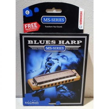 Custom NEW HOHNER BLUES HARP HARMONICA IN KEY OF G
