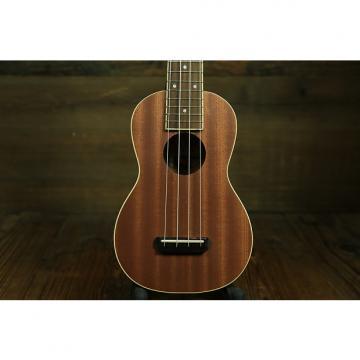 Custom Fender U'Uku Soprano Ukulele Natural Satin