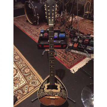 Custom Greek Bouzouki Natural