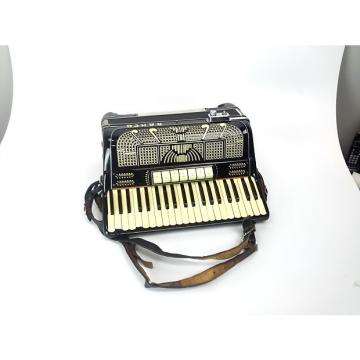 Custom Ranco Antonio Vercelli Accordion 41 Key w/ Terlinde Pickup & Hard Case