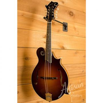 Custom Collings MF5 Mandolin F Style with Adirondack and Birdseye Maple