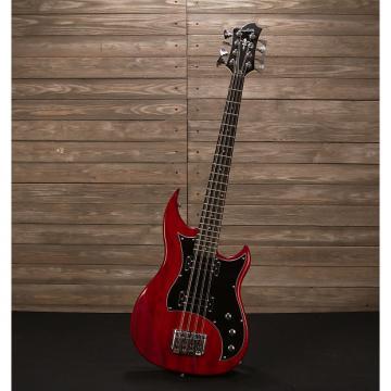 Custom Hagstrom HB-8 8-String Cherry