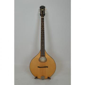 Custom Weber Sage Octave Mandolin Natural finish w/hard case, used
