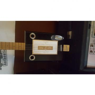 Custom Unknown Cigar Box Guitar