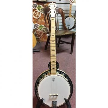 Custom Deering Goodtime II resonator Banjo With Gig Bag