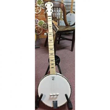 Custom Deering Goodtime Open Back Banjo With  Gig Bag