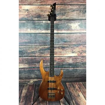 Custom Carvin LB70 4 String Bass  90's with Carvn Hard Shell Case