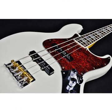 Custom Schecter Diamond-J Plus Active 4-String Bass 2016 Ivory