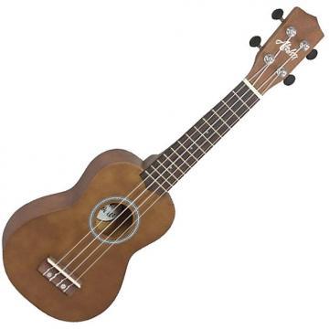 Custom Aloha 200 natural ukelele soprano, ukulele
