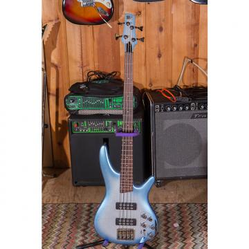 Custom Ibanez SR300E SMB Electric Bass 2017 seashore mettalic burst NOS 3 band EQ
