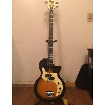 Custom Orange Bass 2017