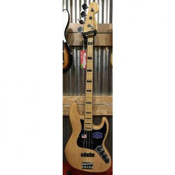 Custom Fender American Deluxe Jazz Bass 2015 Natural