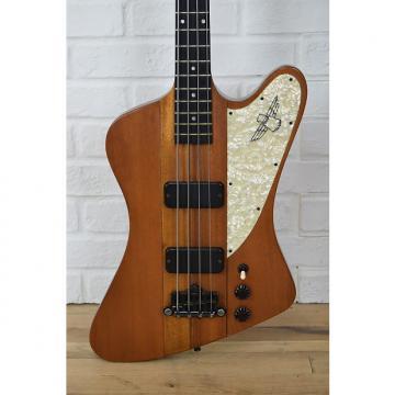 Custom Gibson 1996 Thunderbird Ebony Pearloid rare bass guitar w/ case-used for sale