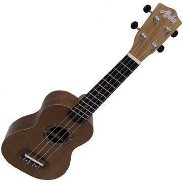 Custom Aloha 500S natural ukelele soprano