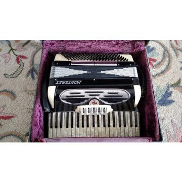 Custom Monterey Accordion Black