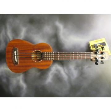 Custom Kala KA-FS Ubass exotic mahogany