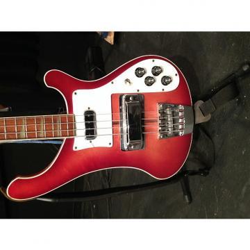 Custom Rickenbacker  4001 1976 Fireglo