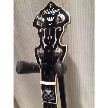 Custom Ridge 5 String Banjo Elite Bluegrass USA Handmade like Ome Stelling Deering