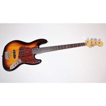 Custom Fender Squier Vintage Modified Jazz Bass Guitar