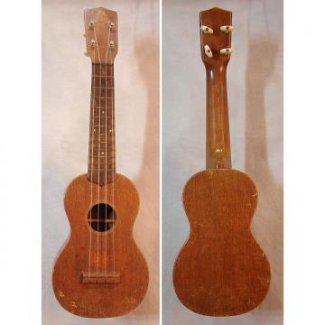 Custom Vintage Favilla Soprano Ukulele