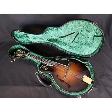 Custom Ellis F-5 Mandolin 2014 Sunburst Varnish