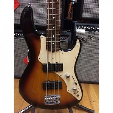Custom Fender Roscoe Beck Bass IV Rosewood Fretboard, 3-Color Sunburst, 3-Ply Parchment Pickguard 3-Color S