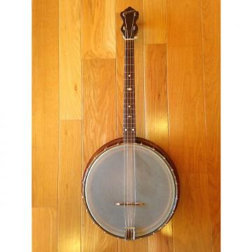 Custom Gordon Tenor Banjo 1920's