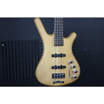 Custom Warwick  RockBass Corvette Classic 4-String 2016 Natural