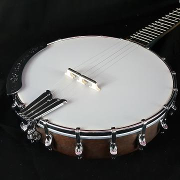 Custom Gold Tone Cripple Creek CC-50 Open Back 5 String Banjo w/Bag Rolled Brass Ring