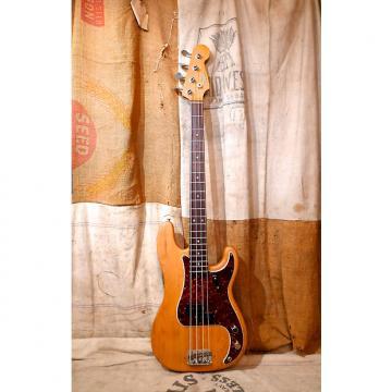 Custom Fender Precision Bass 1966 Natural