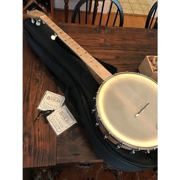 "Custom Pisgah Dobson Banjo Walnut 12"" Gorgeous Hand Crafted In Ashville NC"