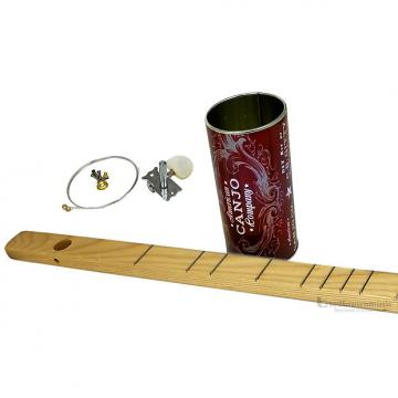 Custom C.B. Gitty One-string Canjo Kit by The American Canjo Company