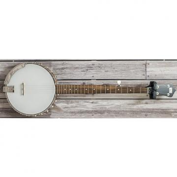 Custom Recording King RK-025 Open Back 5 String Banjo - CLEARANCE STOCK -