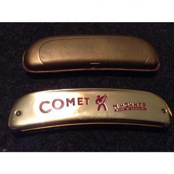 Custom Hohner Comet - 40 hole octave harmonica
