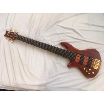 Custom Schecter Stiletto Studio-6 Active 6-String Bass FRETLESS