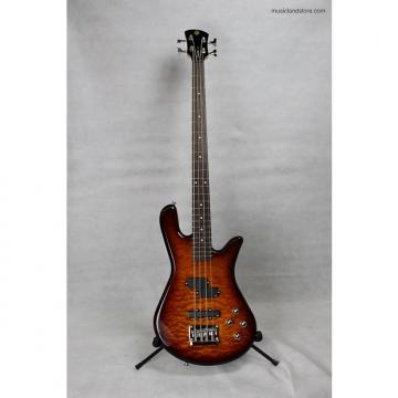 Custom Spector LG4STDTB Legend 4 Bass 2016 Sunburst