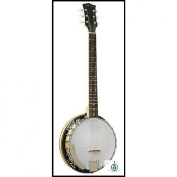 Custom Gold Tone GT-500 Banjo Guitar, Acoustic-Electric, EADGBE Tuning; Free Shipping